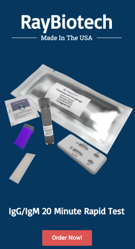 Order Covid-19 Test Kit Now